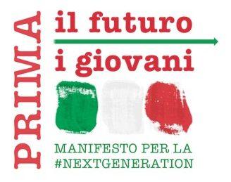 Prima il futuro. Prima i giovani.